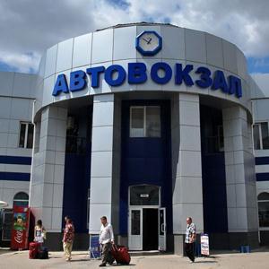 Автовокзалы Раевского