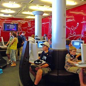 Интернет-кафе Раевского