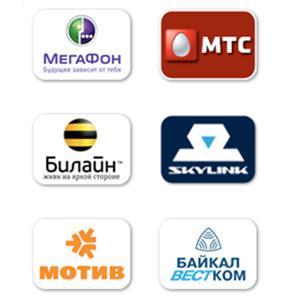 Операторы сотовой связи Раевского