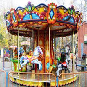 Парки культуры и отдыха Раевского
