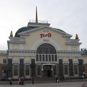 Железнодорожные вокзалы Раевского