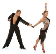 Школа социальных танцев Alfa Dance - иконка «танцы» в Раевском